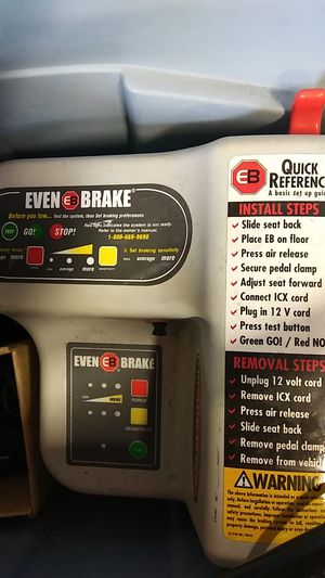 Even brake system for Sale in Fairview, OR