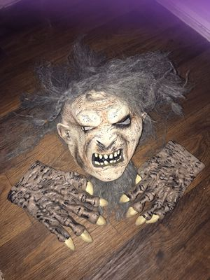 Zombie mask for Sale in Houston, TX