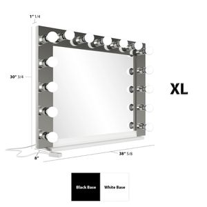 Hollywood Lighted Vanity Mirrors (XL) for Sale in Rosemont, IL