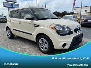 2012 Kia Soul for Sale in Miami, FL
