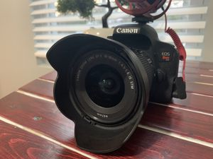 Canon EOS Rebel t7i for Sale in La Vergne, TN