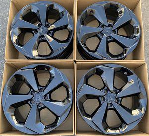 "19"" Honda Accord Touring factory wheels rims gloss black new for Sale in Santa Ana, CA"