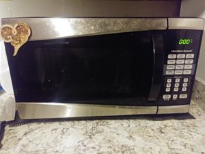 Microwave and toaster oven for Sale in Norfolk, VA