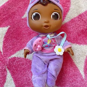 Doc McStuffins Doll with Pacifier for Sale in Ladera Ranch, CA