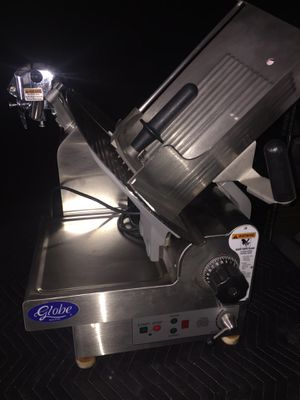 """Globe 13"""" meat slicer automatic for Sale in Shenandoah, TX"""