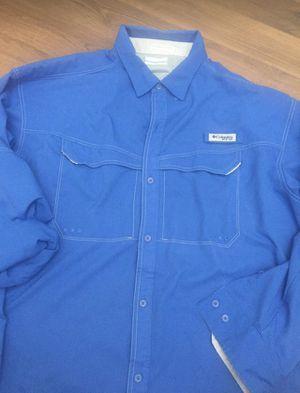 Columbia PFG omnishade shirt - fishing, kayaking, outdoors - XXL - like new for Sale in AZ, US