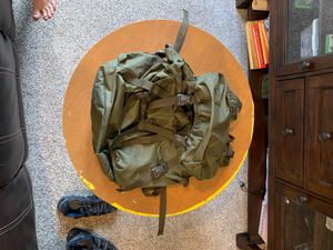 Russian Army backpack for camping, hiking, hunting for Sale in Kirkland, WA
