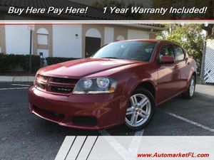 2013 Dodge Avenger for Sale in Kissimmee, FL