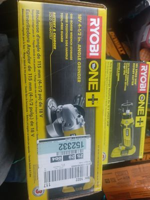 Dewalt & Ryobi Power Tools Drills Sanders Saw Extra Batteries Grinders for Sale in El Dorado Hills, CA