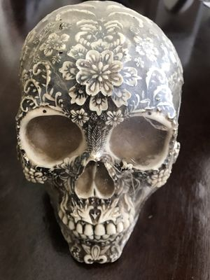 Decorated Skull for Sale in Long Beach, CA