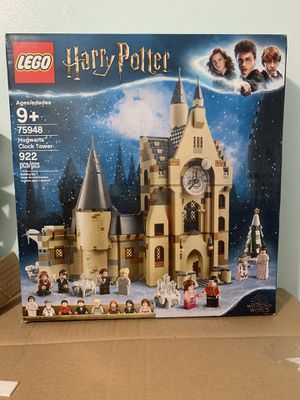 Harry Potter Lego Hogwart Clock Tower NEW for Sale in Queens, NY