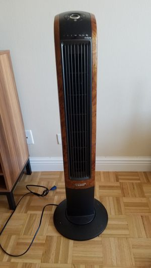 Lasko Tower Fan with Fresh Air Ionizer for Sale in New York, NY