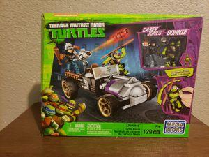 Ninja turtle Nickelodeon lego for Sale in Lynwood, CA
