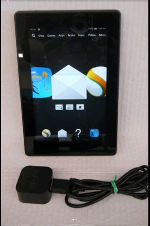 """7"""" Tablet 8GB Kindle Fire HD 3rd Gen for Sale in Columbus, OH"""