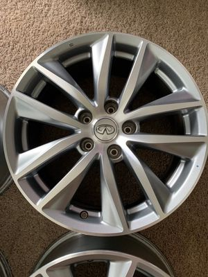 "Infiniti Q50 17"" Stock Rims for Sale in Humble, TX"