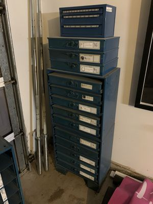Garage Drawers and Bin for Sale in Fresno, CA