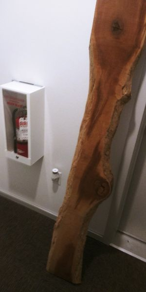 Live Edge mantle or shelf beautiful unfinished needs laquer and light sanding for Sale in Bellevue, WA