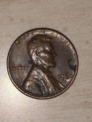 1968 D penny for Sale in Wahneta, FL