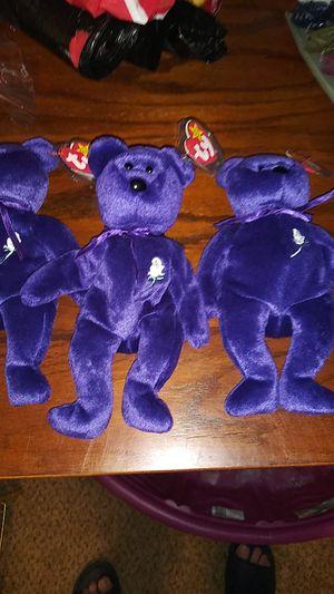 Princess Diana Ty Beanie Babies for Sale in Wichita, KS
