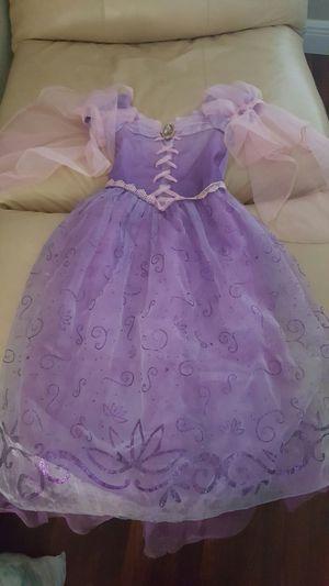 Disney Rapunzel dress for Sale in Orlando, FL