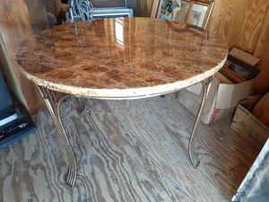 Marble table and chairs for Sale in Lake Hamilton, FL
