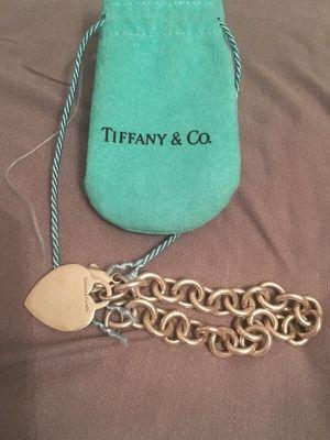 Tiffany's Silver Bracelet for Sale in San Francisco, CA