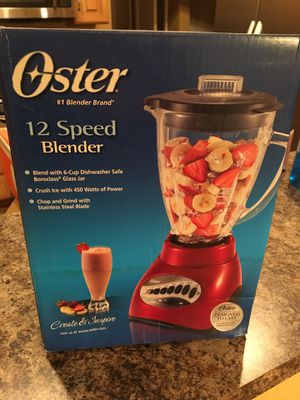Oster 12 speed blender - brand new for Sale in McKnight, PA