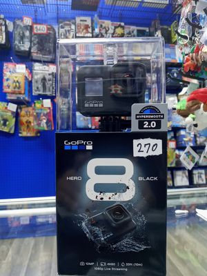 Go Pro Hero 8 Black for Sale in Pearland, TX