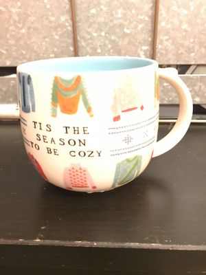 NEW Mr. Boddington's Studio for Anthropologie Coffee Mug for Sale in Cerritos, CA