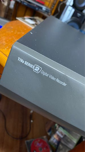TiVo Series 2 digital video recorder for Sale in New Haven, CT