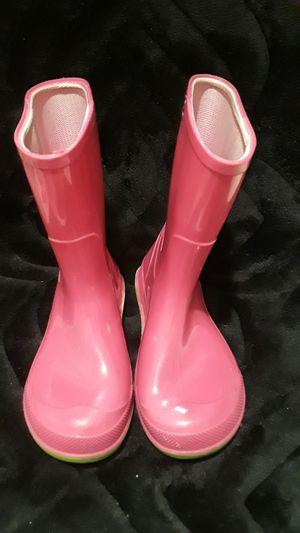 Pink Rain Boots for Sale in San Antonio, TX