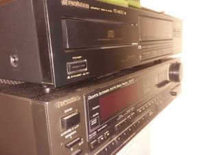 Technics stereo receiver Pioneer CD player receiver for Sale in Apollo, PA
