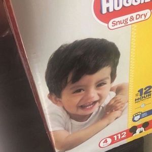 $25, new Huggies Diapers Size 4 for Sale in Montebello, CA