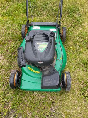 Weedeater's I prepare lawn mower's excellent stars are first pool for Sale in Newport News, VA