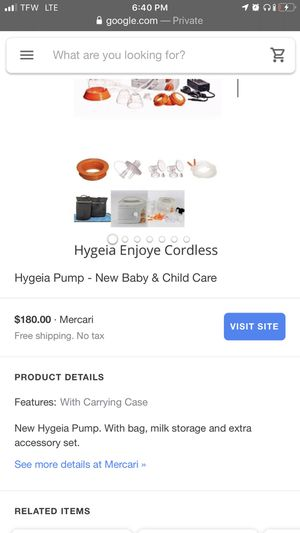 Hygeia for Sale in Fort Worth, TX
