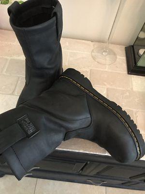 Steel toe work boots for Sale in Oviedo, FL