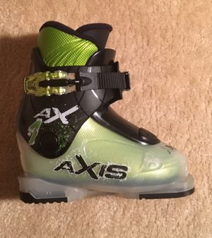 Axis AX1 kids ski boots size 9/Euro 27 for Sale in Bend, OR