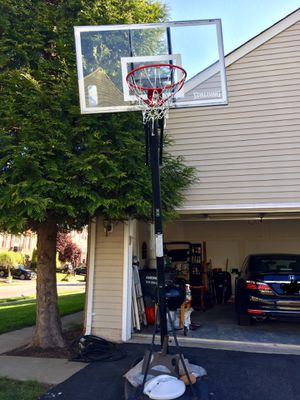 Spalding Basketball Hoop for Sale in Bristow, VA