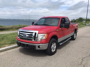 2010 Ford F-150 Extended Cab 4x4 for Sale in Quincy, MA