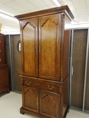 Bar, China cabinet or wardrobe for Sale in Louisville, KY