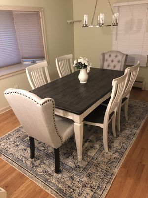 Dining Room Set w/ 6 Chairs for Sale in South Attleboro, MA