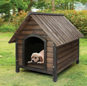 Medium size wood dog house for Sale in Chino Hills, CA