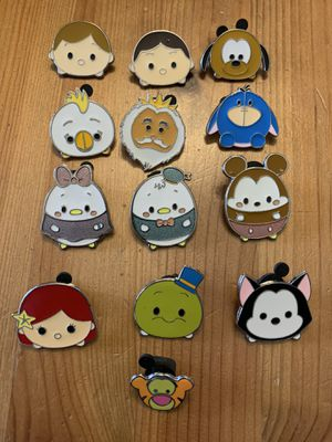 Disney Trading Pins - TsumTsum and Easter Egg for Sale in Brea, CA
