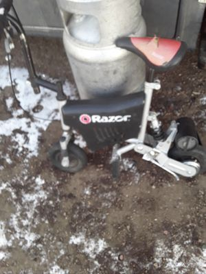 RAZOR ELECTRIC MICRO MINI BIKE for Sale in Colorado Springs, CO