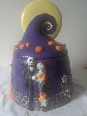 Nightmare Before Christmas Jar for Sale in Decatur, GA