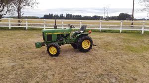 John Deere 650 diesel tractor for Sale in Molalla, OR