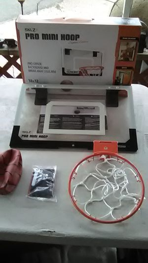 SKLZ Pro Mini Hoop Original Edition w/Pro Grade Backboard & Break-away Steel Rim (NEW) L@@K!!! for Sale in Mesa, AZ
