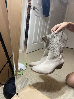 BCBGeneration Suede Western/Cowboy Boots for Sale in Arlington, VA