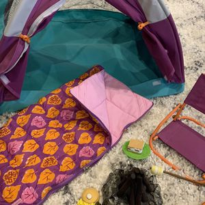 American Girl Doll Camping Set for Sale in Scottsdale, AZ