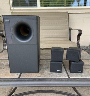 BOSE Acoustimass 5 Series ii Speakers & Sub-Woofer for Sale in Phoenix, AZ